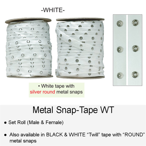 METAL SNAP WT