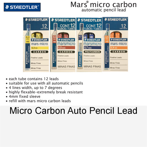 MICRO CARBON AUTOMATIC PENCIL LEAD