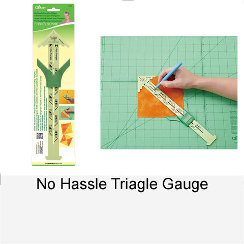 NO HASSLE TRIANGLE GAUGE