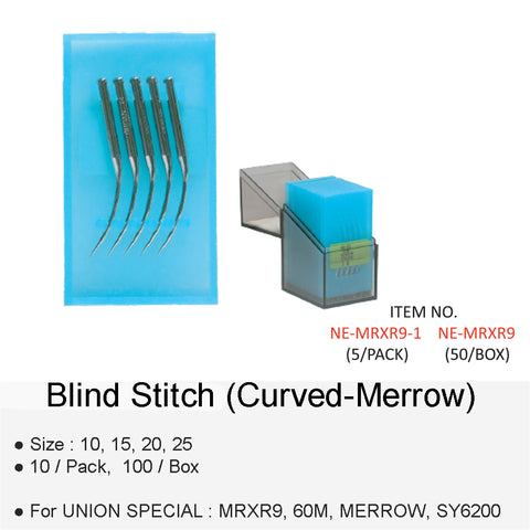 OVERLOCK CURVED MERROW