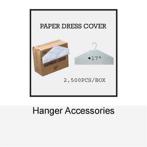 PAPER DRESS COVER