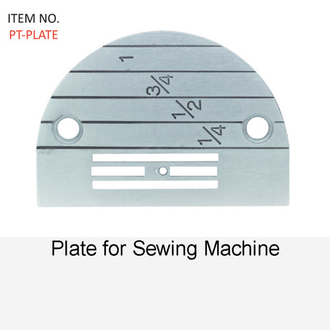 PLATE FOR SEWING MACHINE