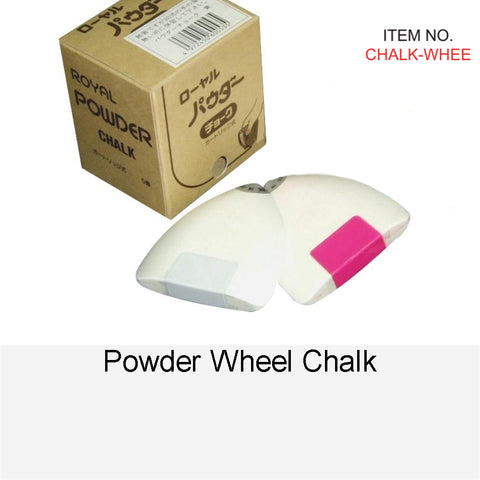 CHALK - POWDER WHEEL
