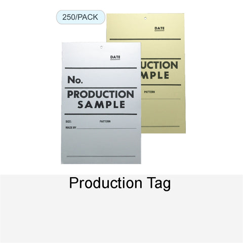 PRODUCTION TAG