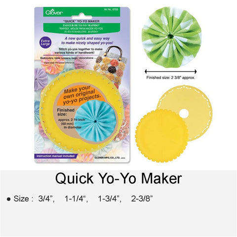 QUICK YO-YO MAKER