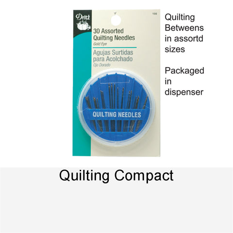 QUILTING COMPACT NEELDES