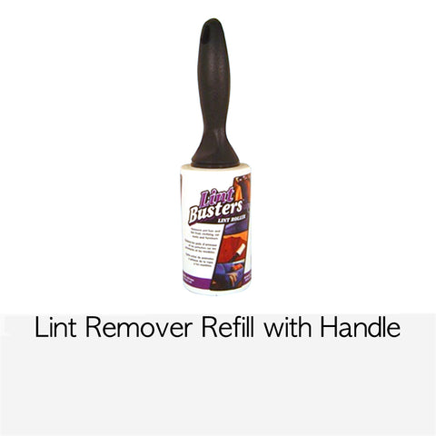 LINT REMOVER WITH HANDLE