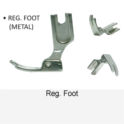 REG. FOOT METAL