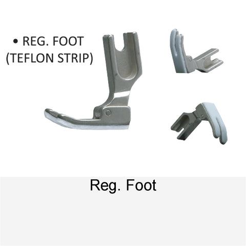 REG. FOOT TEFLON STRIP