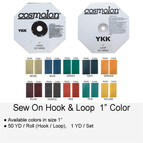 SEW ON COLORS