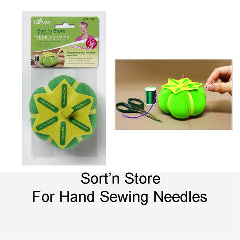 SORT'N STORE HAND SEWING NEEDLE
