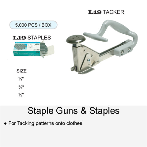 STAPLER TACKER
