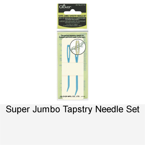 SUPER JUMBO TAPSTRY NEEDLE SET