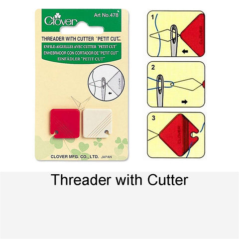 THREADER WITH CUTTER