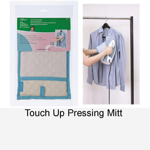 TOUCH-UP PRESSING MITT