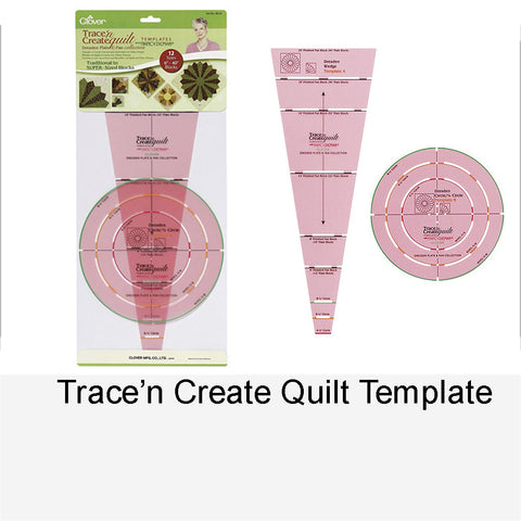 TRACE'N CREATE QUILT TEMPLATE  1
