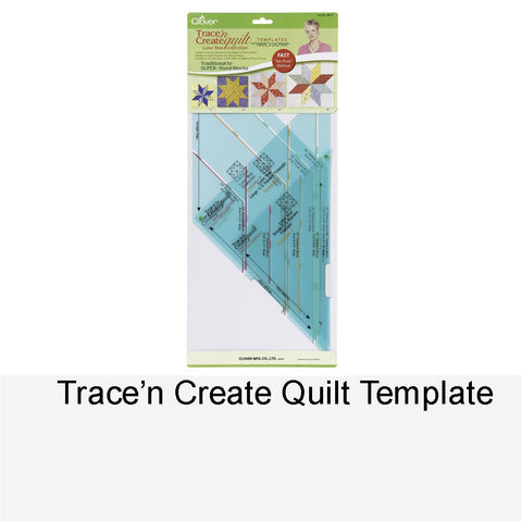 TRACE'N CREATE QUILT TEMPLATE 2