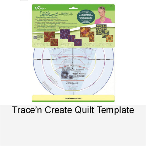 TRACE'N CREATE QUILT TEMPLATE