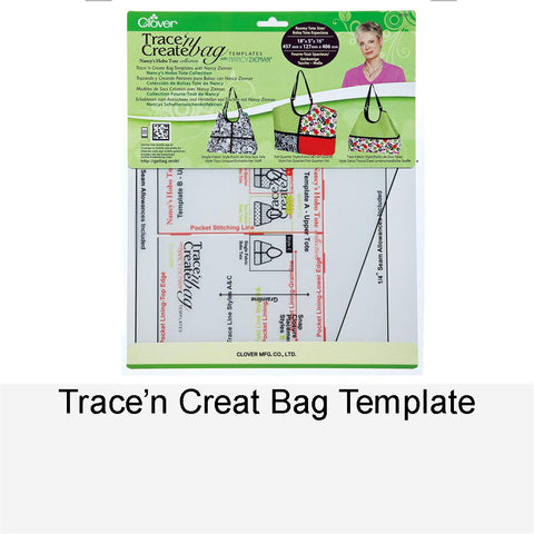 TRACE'N CREAT BAG TEMPLATE 1