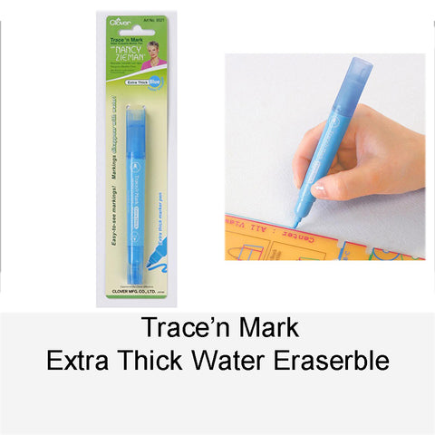 TRACE'N MARK EXTRA THICK WATER ERASERBLE