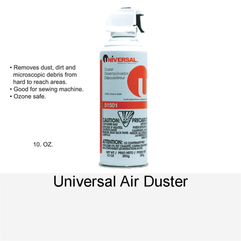 UNIVERSAL AIR DUSTER