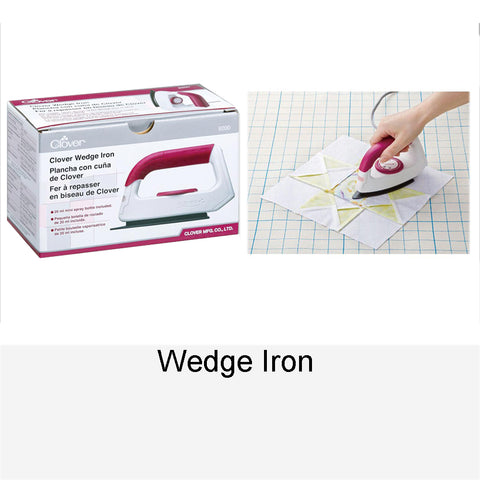 WEDGE IRON