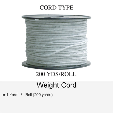 WEIGHT CORD CORD TYPE