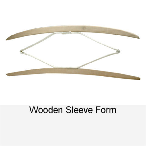 WOODEN SLEEVE FORM