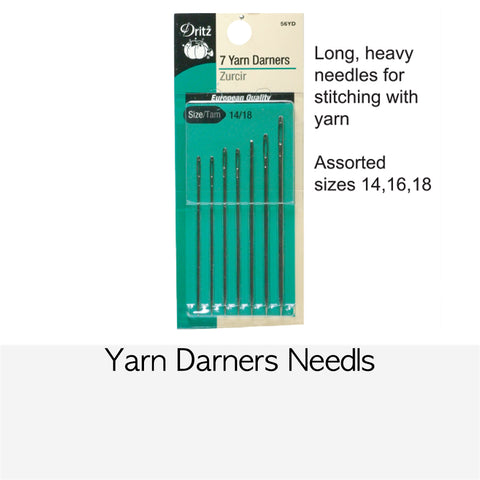 YARN DARNERS NEEDLES