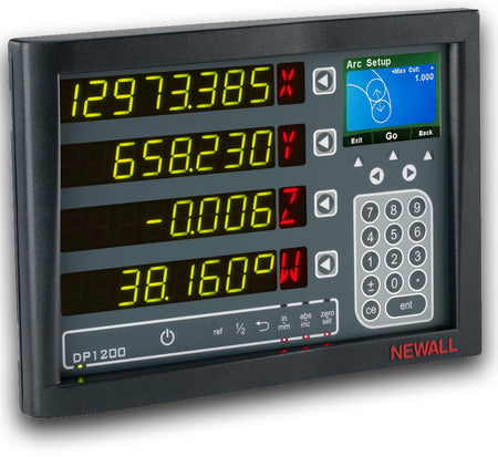 DP1200 Digital Readout