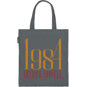 Nineteen Eighty Four Tote Bag