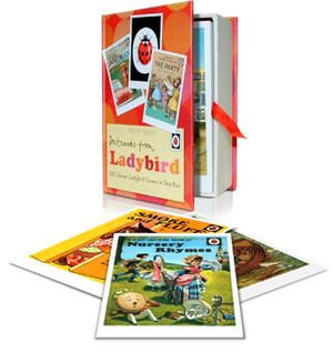 100 Postcards from Ladybird