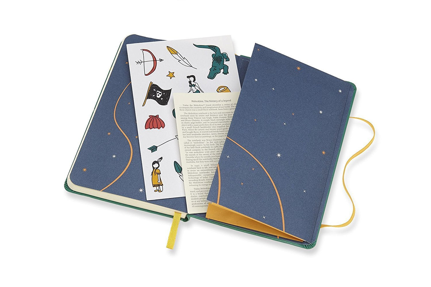 Peter Pan Notebook All Children Except One Grow Up The Literary