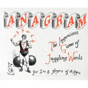 Anagram - The Ingenious Game of Juggling Words