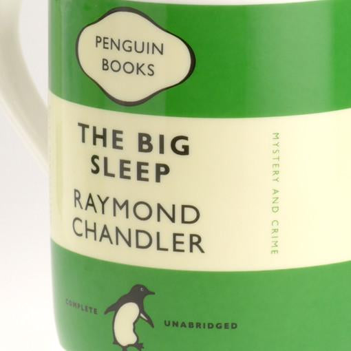 Raymond Chandler - The Big Sleep Penguin Mug