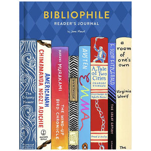 Bibliophile Reading Journal