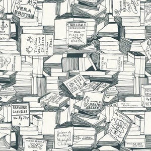 Books Wrapping Paper
