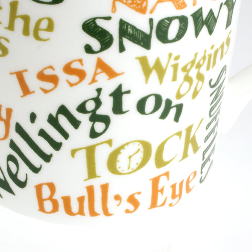 Dogs in Literature Mug