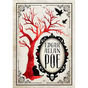 Edgar Allan Poe Stationery Set