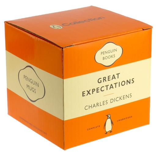 Charles Dickens - Great Expectations Penguin Mug
