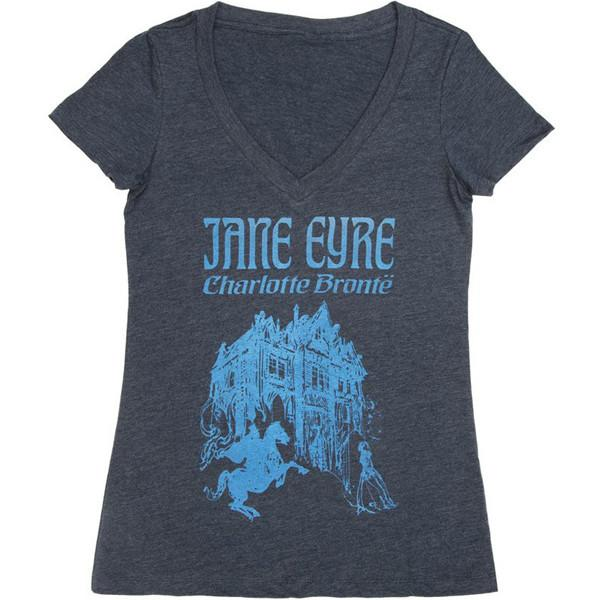 Jane Eyre by Charlotte Brontë - Women's T-Shirt