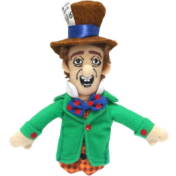 Mad Hatter Magnetic Personality Fridge Magnet