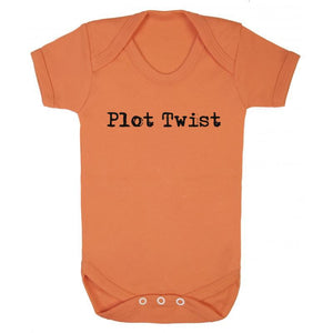 Plot Twist Onesie