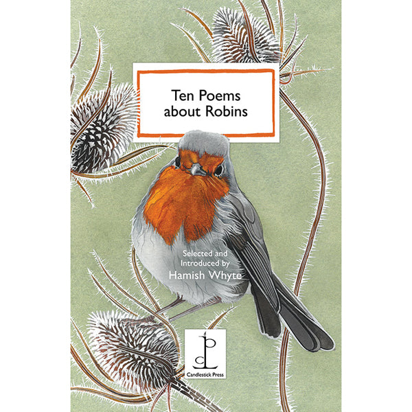 Poetry Instead of a Card - Ten Poems About Robins