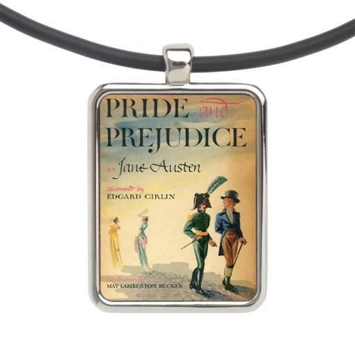 Pride and Prejudice Pendant