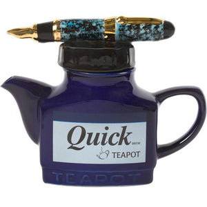 Quick Ink Teapot