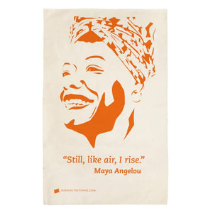 Maya Angelou Tea Towel