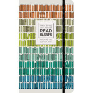 Read Harder: A Reading Log