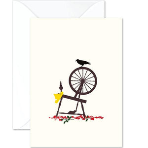 Sleeping Beauty Card