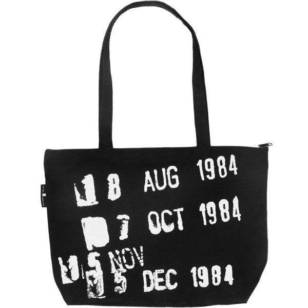 Library Stamp Tote Bag